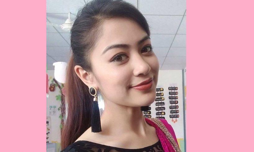 Miss Nepal Namrata Shrestha