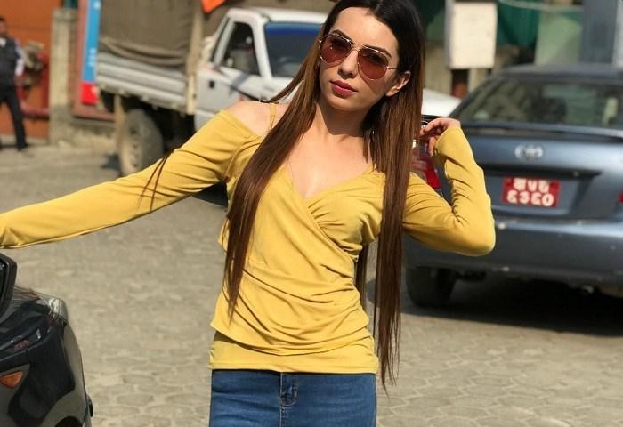 Actress Aliza Gautam image