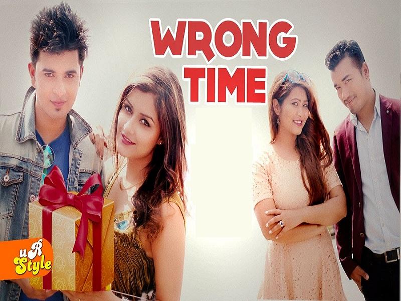 wrong time web-series