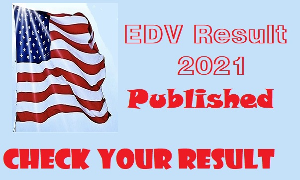EDV Result 2021 Published