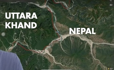 Nepal and India border problem